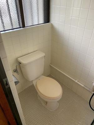 【トイレ】メルヘンハウス