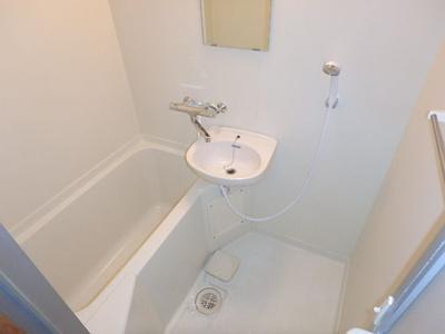 Sハウス(1LDK) 風呂