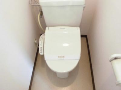 サマックスアルテールトイレ
