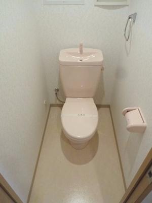 【トイレ】フロウスリーブ西村2番館
