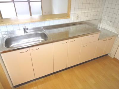 【キッチン】フロウスリーブ西村2番館