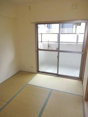 【和室】フロウスリーブ西村2番館