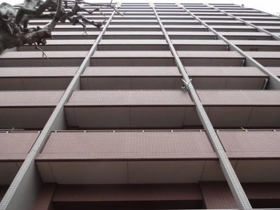 【外観】クレストフォルム上野の杜