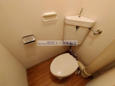 【トイレ】旭ガーデンハイツ