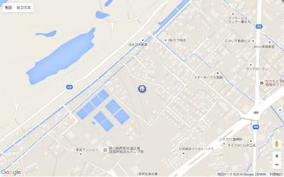 【地図】サンパレス水江