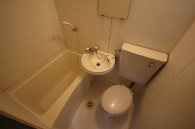 【浴室】マノアール・ド・リエール