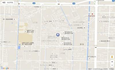 【地図】サンシャインJIN