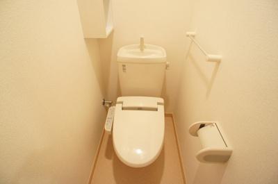 ★収納があるトイレ