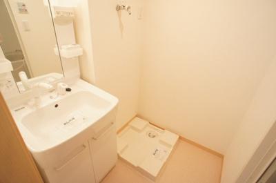 ★室内洗濯機置き場