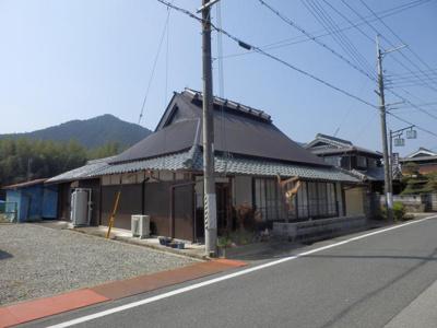 【外観】山南町和田中古住宅