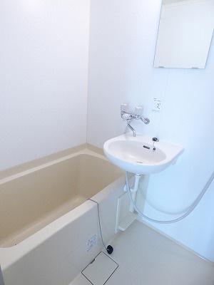 【浴室】フローラ戸越