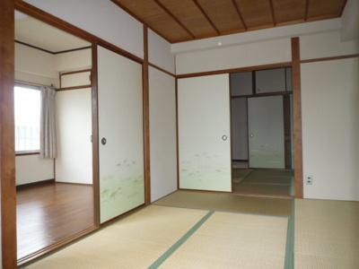 【展望】梶村マンション (株)Roos