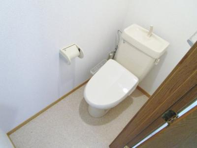 【トイレ】パルテールⅡ