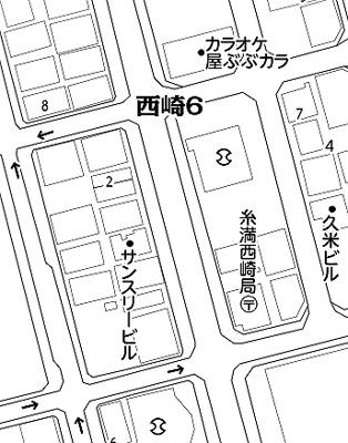 【地図】オーキッドガーデン山城