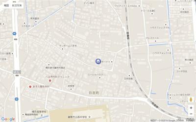 【地図】プラティークB