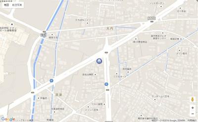 【地図】エスポワール