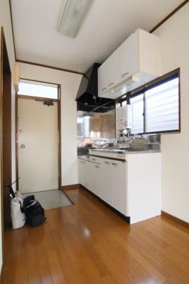【キッチン】ハイツ山下