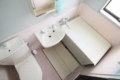 【浴室】ハイツ山下