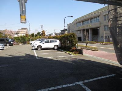 【駐車場】ウイングローブ