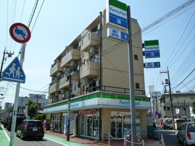 ファミリーマート町田中町店