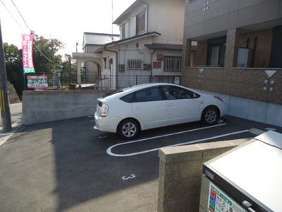 【駐車場】ルラシオン
