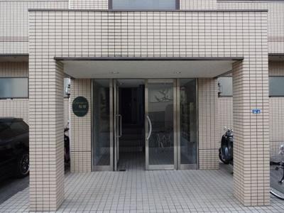 【エントランス】グラース桜塚