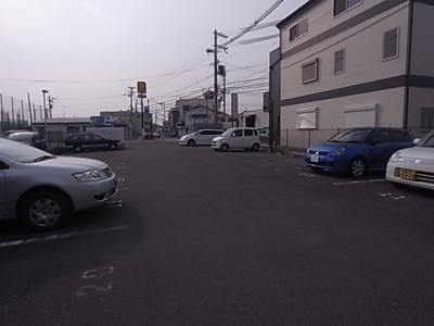 【駐車場】フロンテイア深野