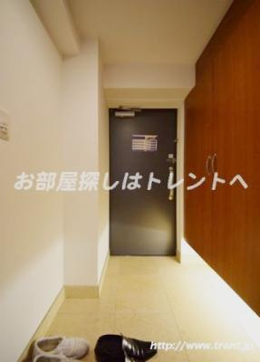 【玄関】レジディア新御茶ノ水