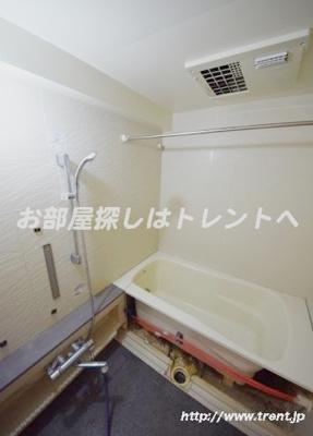 【浴室】レジディア新御茶ノ水
