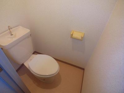 【トイレ】エクセルハイツ