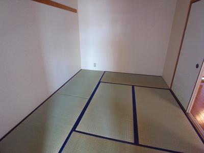 【寝室】エクセルハイツ