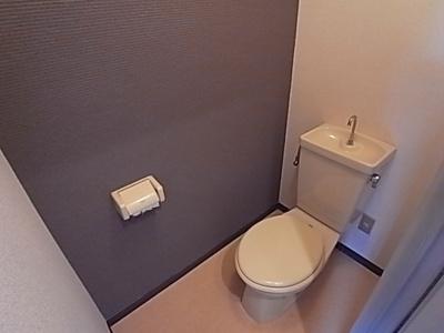 【トイレ】ポートサイド310