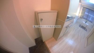【収納】インテリジェントマンション・エソール