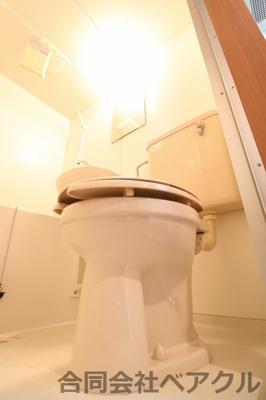 【トイレ】クローバー椥辻