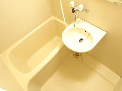 【浴室】ビューパレス南台