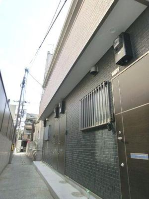 シード阿倍野ハイツ 2階建てハイツ