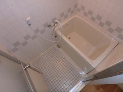 【浴室】トニーズフラット
