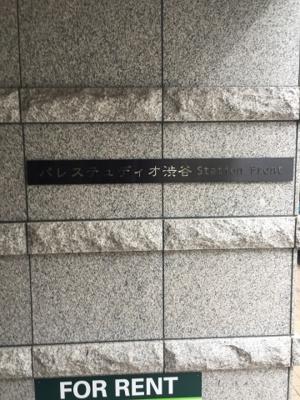 パレステュディオ渋谷StationFroの外観です。
