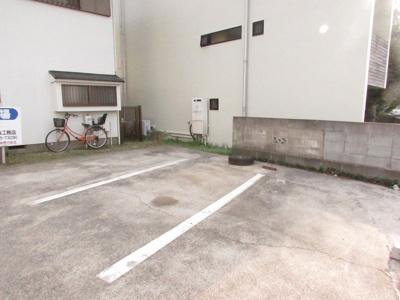 【駐車場】荏田南テラスハウス