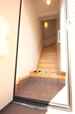 【玄関】クレールハウス・シュシュ