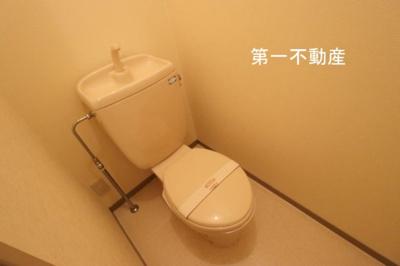 【トイレ】クレール 2