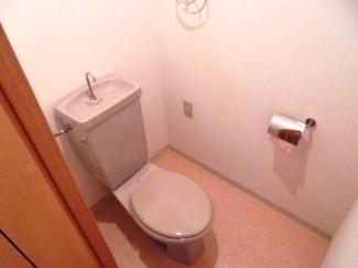 洋式トイレ★