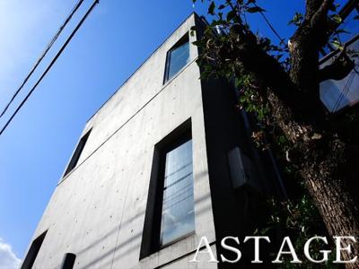【外観】モノリス25スクエア