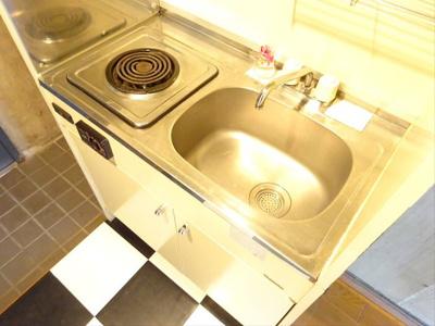 【キッチン】モノリス25スクエア