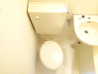 【トイレ】モノリス25スクエア