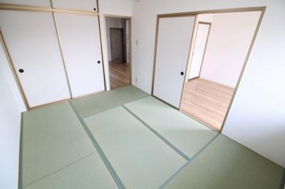【和室】フルール大谷