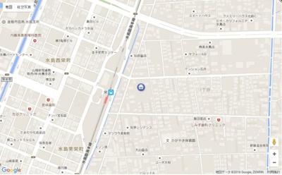 【地図】ディアドリーム