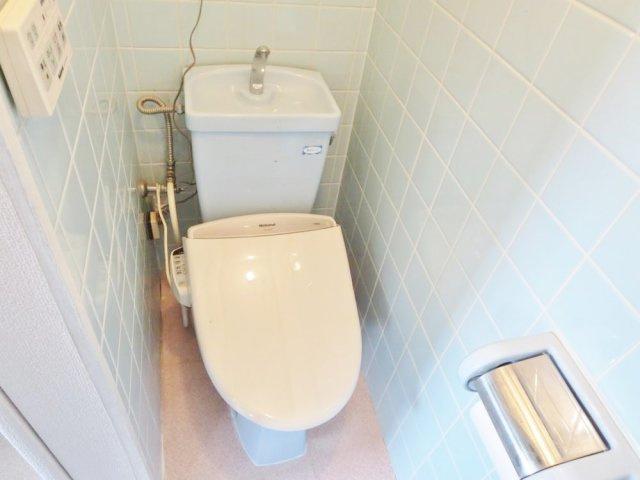 【トイレ】天美南2丁目連棟貸家