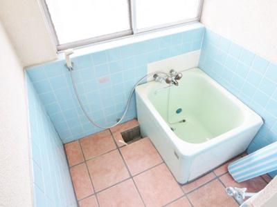 【浴室】天美南2丁目連棟貸家