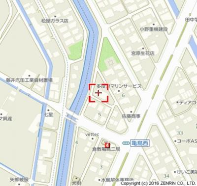 【地図】D-room・SW